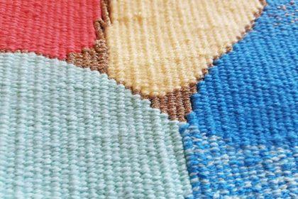 Handmade wall decor - tapestry - weaving